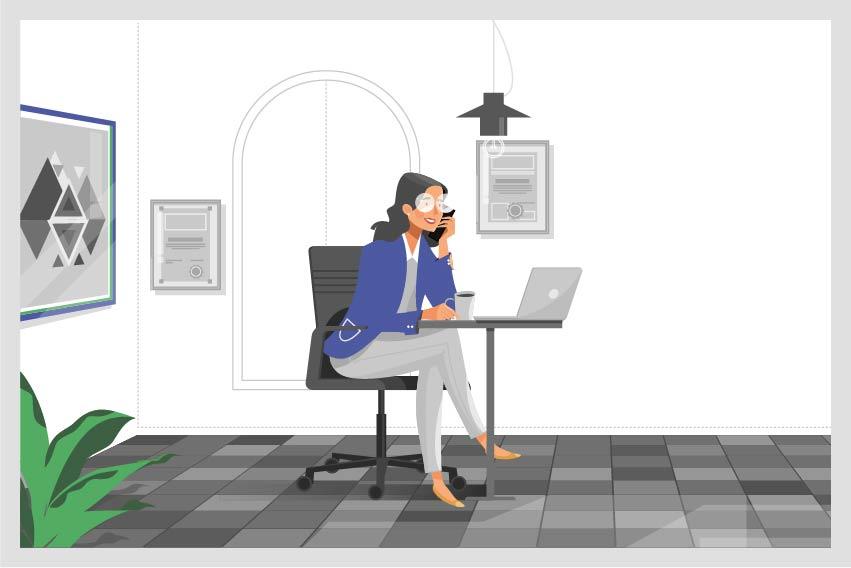 Como criar limites e deixar de trabalhar tanto tempo a mais no home office