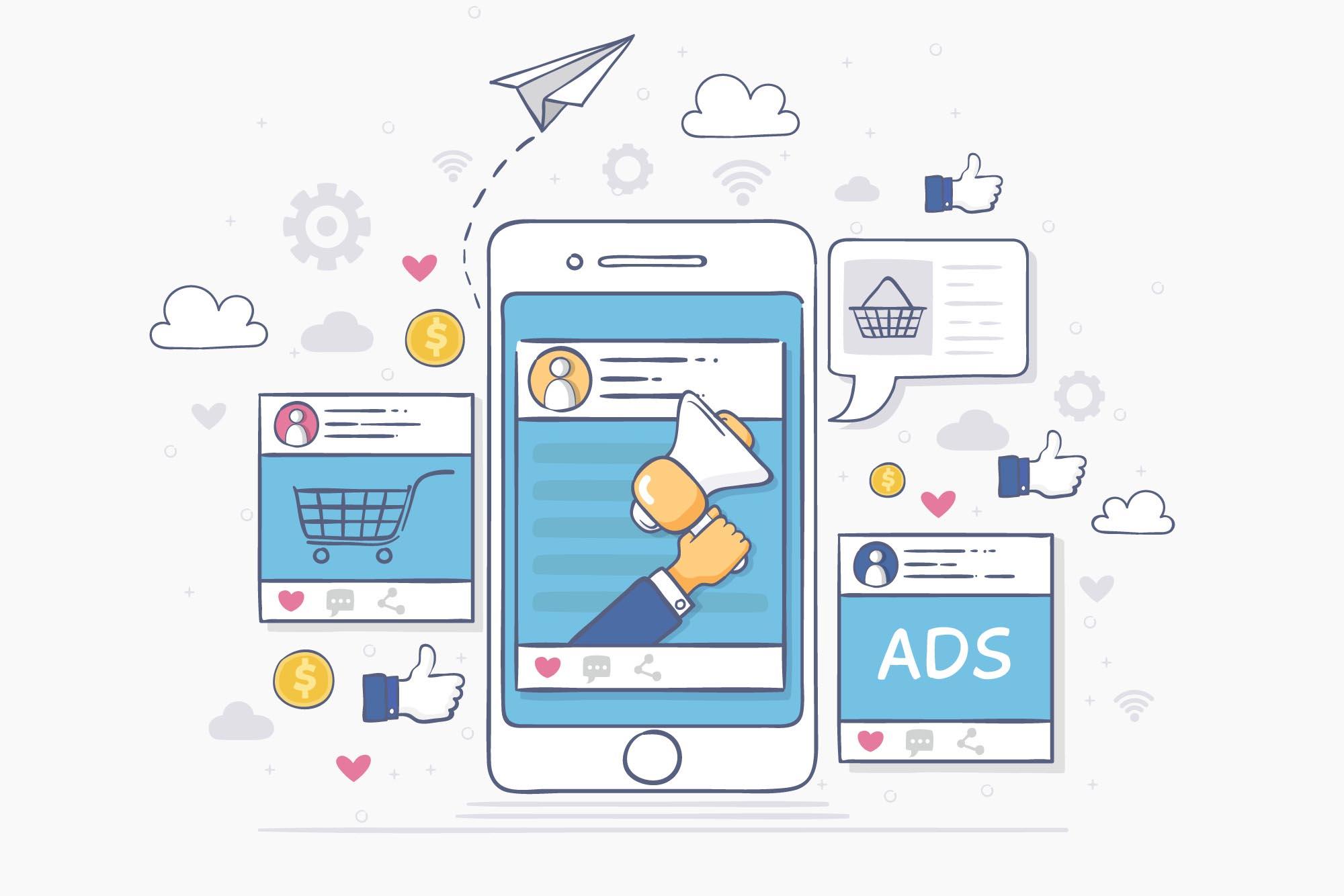 Anúncios em redes sociais: o guia para começar a anunciar em 2021