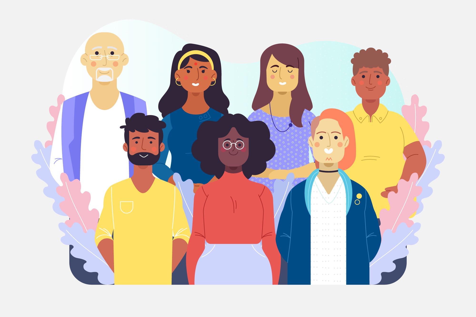 Valorização da diversidade é tendência