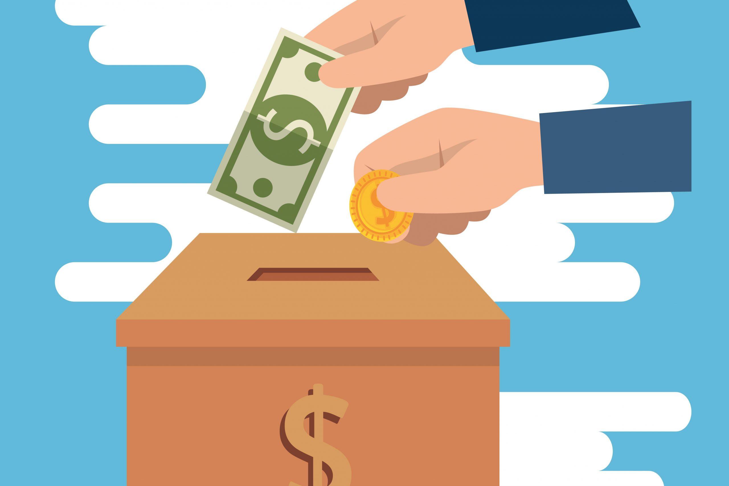 IR 2021: Veja como transformar parte do imposto devido em doação