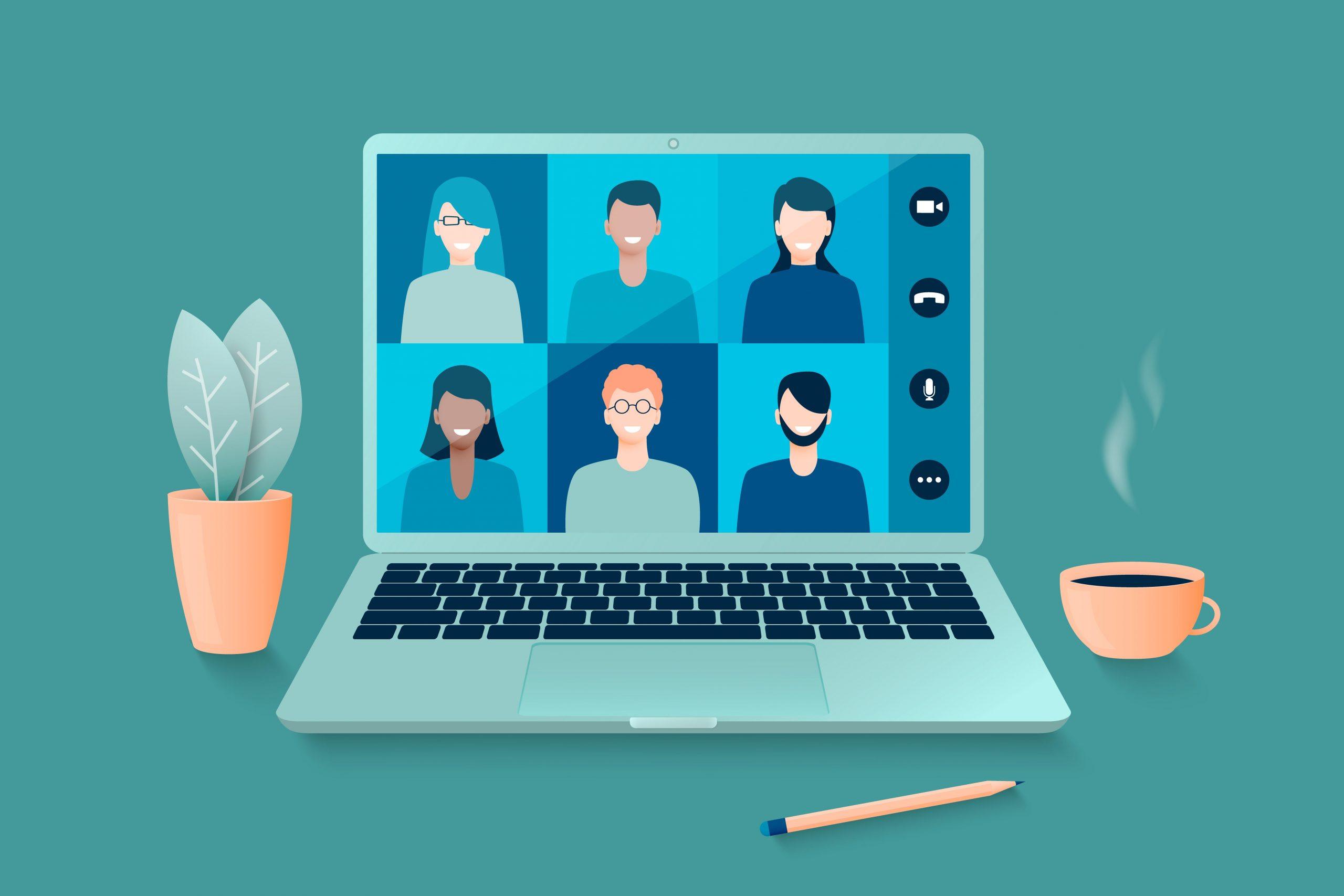 4 Dicas para liderar equipes virtuais